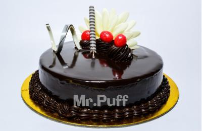 Black Forest Cake Mrpuff